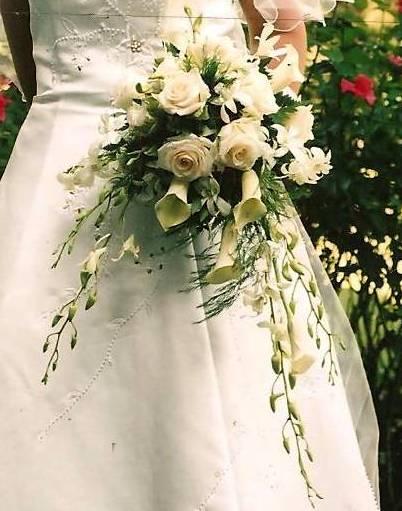 les bouquets de la mariée | france fleurs douai